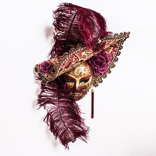 Dama Cappello Rossa