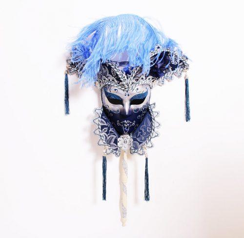 Casanova Bastone Colletto Blu